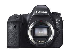 Canon EOS 6D 佳能 高端 入门级 全画幅 单反相机 $1507