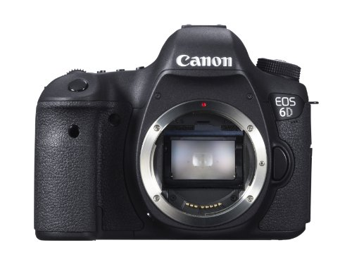 Why Should You Buy Canon EOS 6D 20.2 MP CMOS Digital SLR Camera with 3.0-Inch LCD (Body Only)