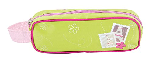 Aquarella Kids Paris Pencil Case, Pink - 1