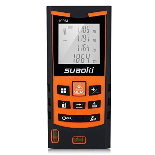 Suaoki S9 100m Laser-Entfernungsmesser