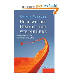 eBook Cover für  Hoch wie der Himmel tief wie die Erde Meditationen zu Liebe Beziehungen und Arbeit In Zusammenarbeit mit Karin Burschik