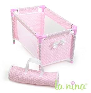 lit parapluie pour poup e alex top rose jeux et jouets. Black Bedroom Furniture Sets. Home Design Ideas