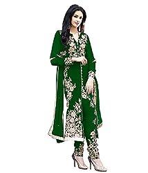 Harsiddhi creation Georgette Women Salwar Suit Sets