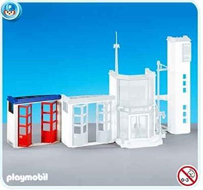 Playmobil® 7465 Erweiterungstor für das Feuerwehr-Hauptquartier
