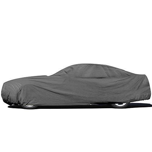 OxGord Signature Car Cover - 100% Water-Proof 5 Layers - True Mastepiece - Ready-Fit / Semi Glove Fit - Fits up to 204 Inches (1995 Honda Accord Dash Cover compare prices)