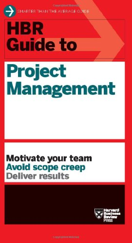 HBR Guide to Project Management (Harvard Business