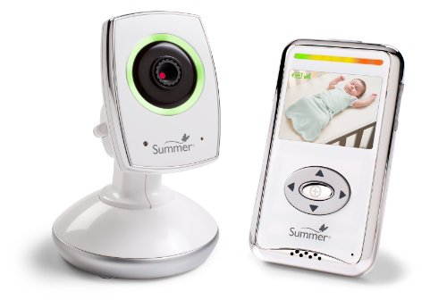 Summer Infant Baby Zoom Wi-Fi Video Monitor and Internet Viewing System, Link Wi-Fi Series