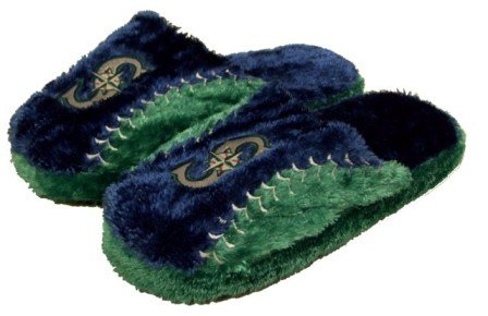 Seattle Mariners MLB Himo Ball Slippers at Amazon.com
