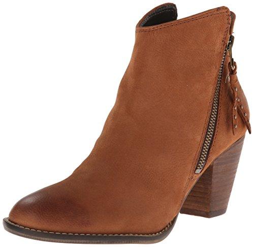 Steve Madden Women'S Whysper Boot,Cognac Nubuck,8 M Us front-994691
