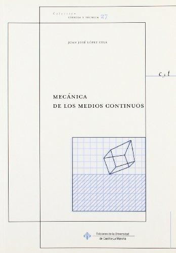 MECANICA DE MEDIOS CONTINUOS