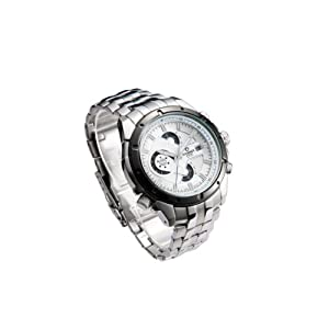 Casima sport new movement men watches white watches for Casima watches