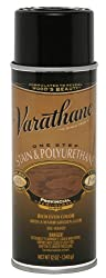 Rust-Oleum VARATHANE Stain & Polyurethane Spray for Interior Furniture and Wood Polish, Provincial