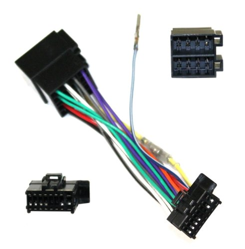 Deals For Aerzetix Z3-Adapter Cable Converter ISO Radio Cable Radio ...