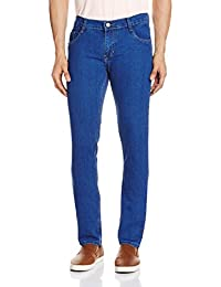 Amazon: Urban District Men's Slim Fit Jeans @ Rs.297/-