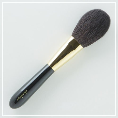 あかしや akashiya化粧筆 ハイグレードBGタイプ パウダーL H2ーBG 35g