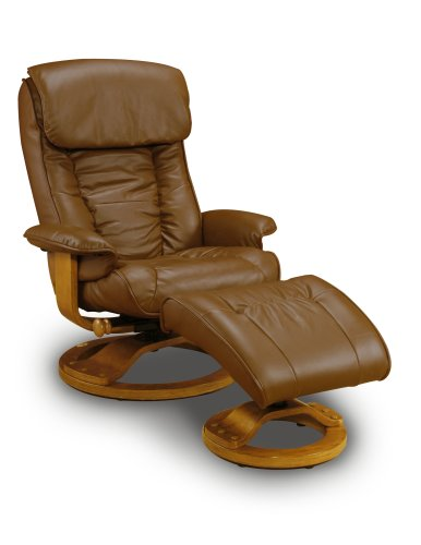 Cheapest Mac Motion Chairs Model 2 Piece Recliner With Matching Ottoman Saddl