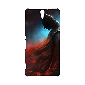 BLUEDIO Designer Printed Back case cover for Sony Xperia C5 - G3558