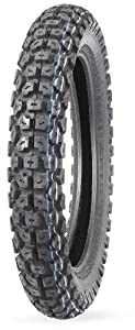 IRC GP1 Tire - Rear - 5.10-17 , Position: Rear, Tire Size: 5.10-17, Rim Size: 17, Tire Ply: 4, Load Rating: 67, Speed Rating: P, Tire Type: Dual Sport, Tire Application: All-Terrain 302783