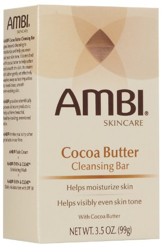 Ambi Cocoa Butter Cleansing Bar. 3.5oz
