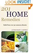 Home Remedies: 201 Natural Home Remedies That Actually Work