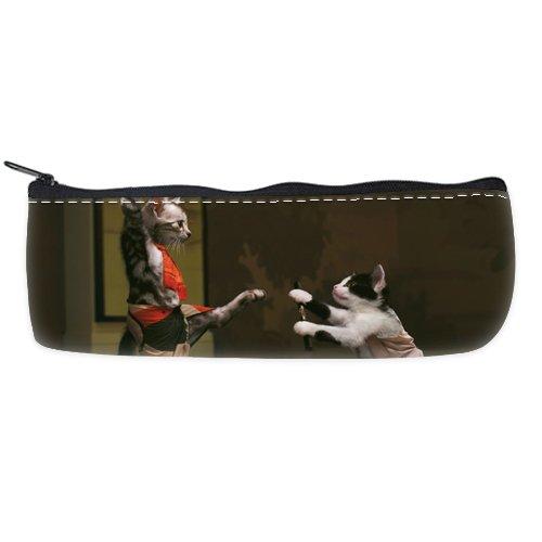 Karate Kittens Design School Appliance Pencil Case Pen Bag Coin Bag (Kitten Appliance compare prices)
