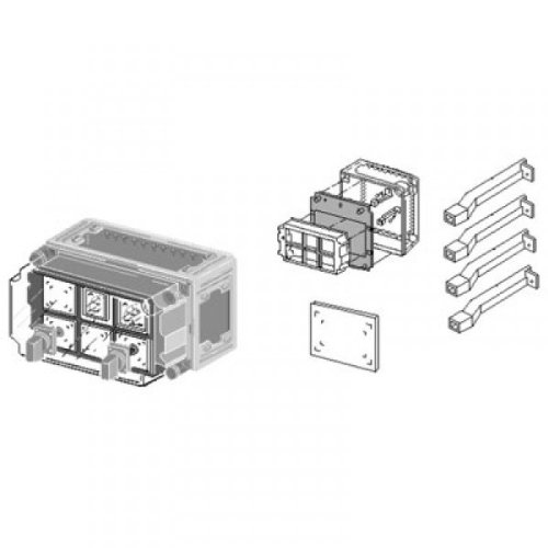 EATON Moeller 002316 HBA-4344 Halterahmen