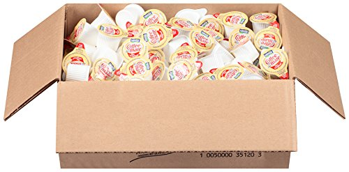 NESTLE COFFEE-MATE Coffee Creamer, Original, 0.375oz liquid creamer singles, Pack of 180