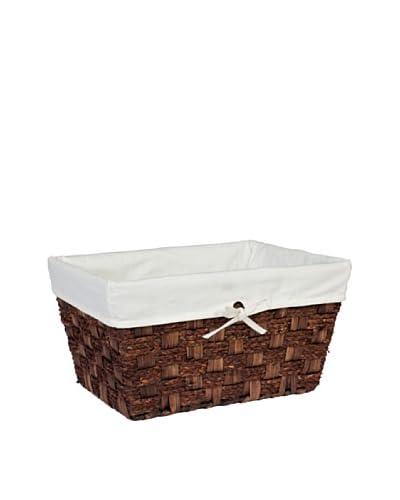 Creative Bath Towel/Utility Basket
