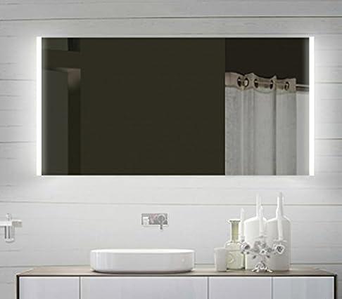 Top LED specchio da bagno specchio con luce