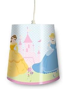 Lampadario A Sospensione Principesse Disney Luce/Illuminazione ...