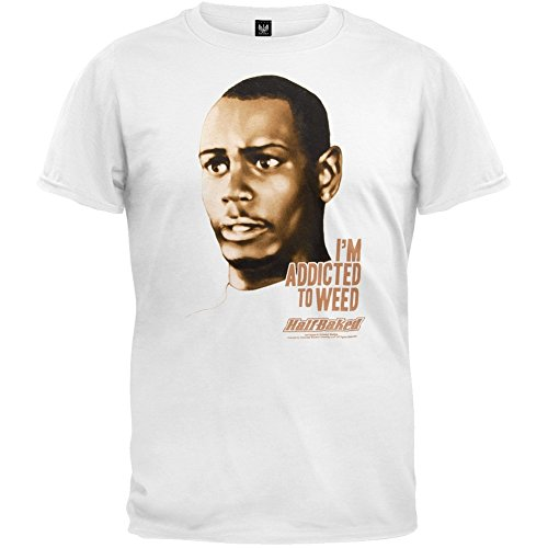 Half Baked - Addicted T-Shirt (Half Baked Tshirt compare prices)