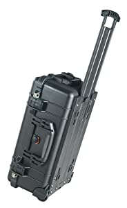 Pelican 1510 Case with Foam -Black