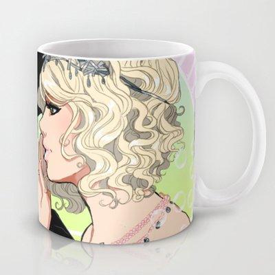 Society6 - Wicked Coffee Mug By Natalie Nardozza