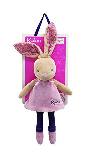 Kaloo 91969873 - Petite Rose Doll, conejito, musicales, 30 cm