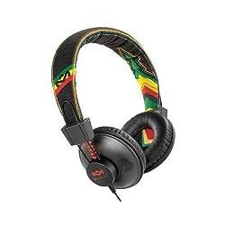 Marley EM-JH010-RA JAMMIN Positive Vibration EM-JH010-RA Headphone
