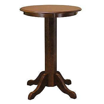 Signature Pub / Bistro Table (Chestnut)