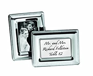 Prinz 2 by 3 inch angelica silverplate frames by prinz home kitchen - Angelica kitchen delivery ...