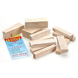 Midwest Products Project Woods Balsa Mini Carving Block Economy Bag