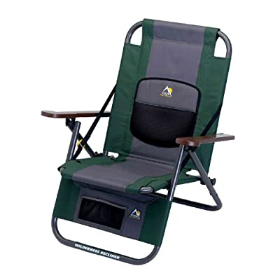 Everywhere Wilderness Chair- GREEN FOUR Pack