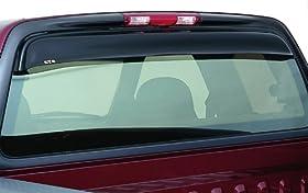GT Styling 57315 Shadeblade Rear Window Deflector