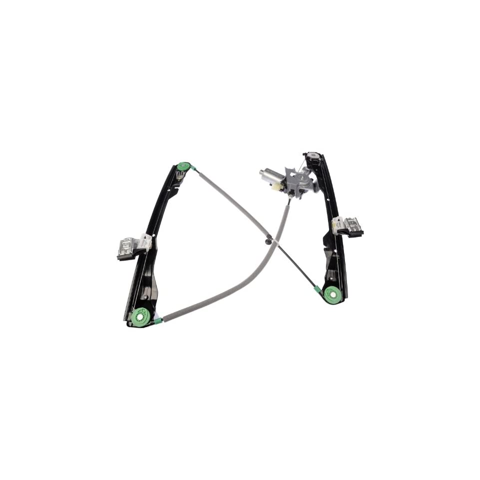 Dorman 741 174 Ford Focus Front Driver Side Power Window Regulator with Motor Automotive