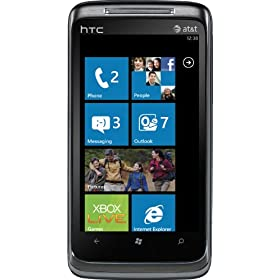 HTC Surround Windows Phone (AT&T)