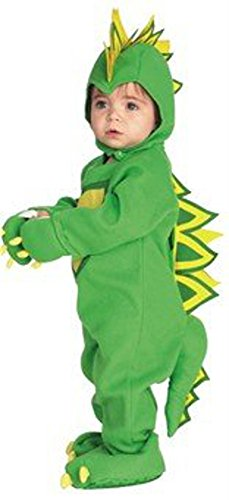 Baby Dragon Costume Size Infant 6-12 Months - 885339