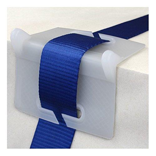 Spanngurt Kantenschutz 130 x 90 mm aus Kunststoff