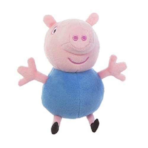"Peppa Pig George 7"" Plush"