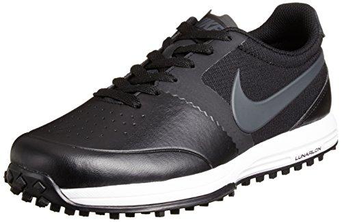 Nike Golf Men's Lunar Mont Royal High Performance Golf Shoe,Black/Summit White/Anthracite,10 M US