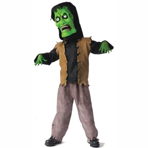 Bobble Head Monster Kids Costume (Boy's Children's Costume)