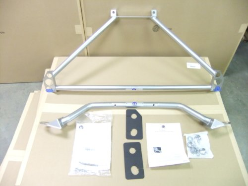 Dodge Charger Front & Rear Strut Tower Brace