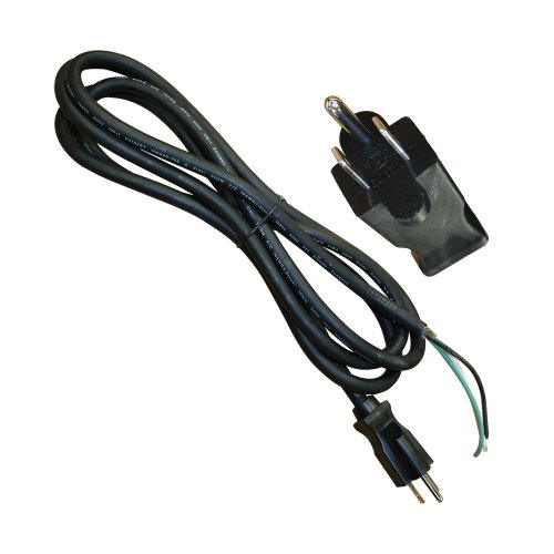 Superior Electric Ec163V6 9 Foot 600V 16/3 Power Cord For Power Tools