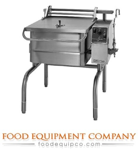 Blodgett 30E-BLP Braising Pan Electric 30-gallon capacity motorized tilt 11.5 kW